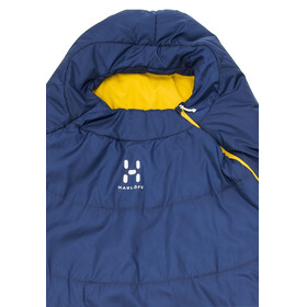 Haglöfs Tarius +1 Sleeping Bag 190cm Hurricane Blue